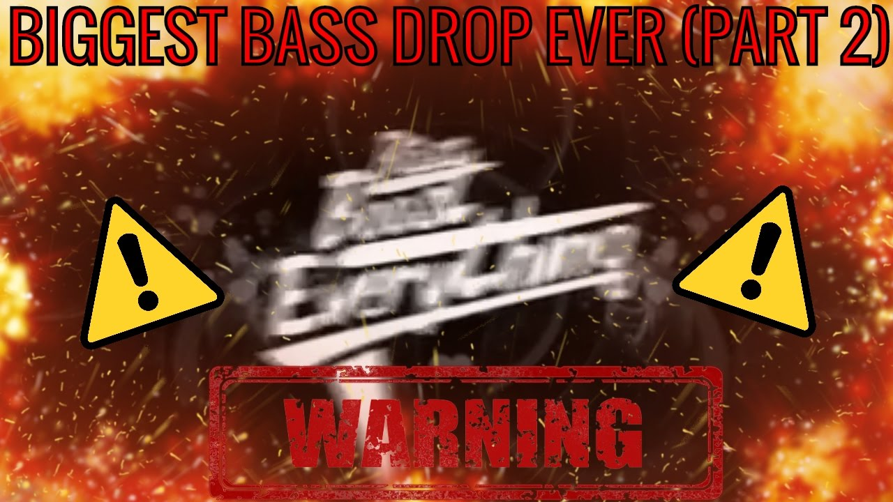 Extreme bass test song