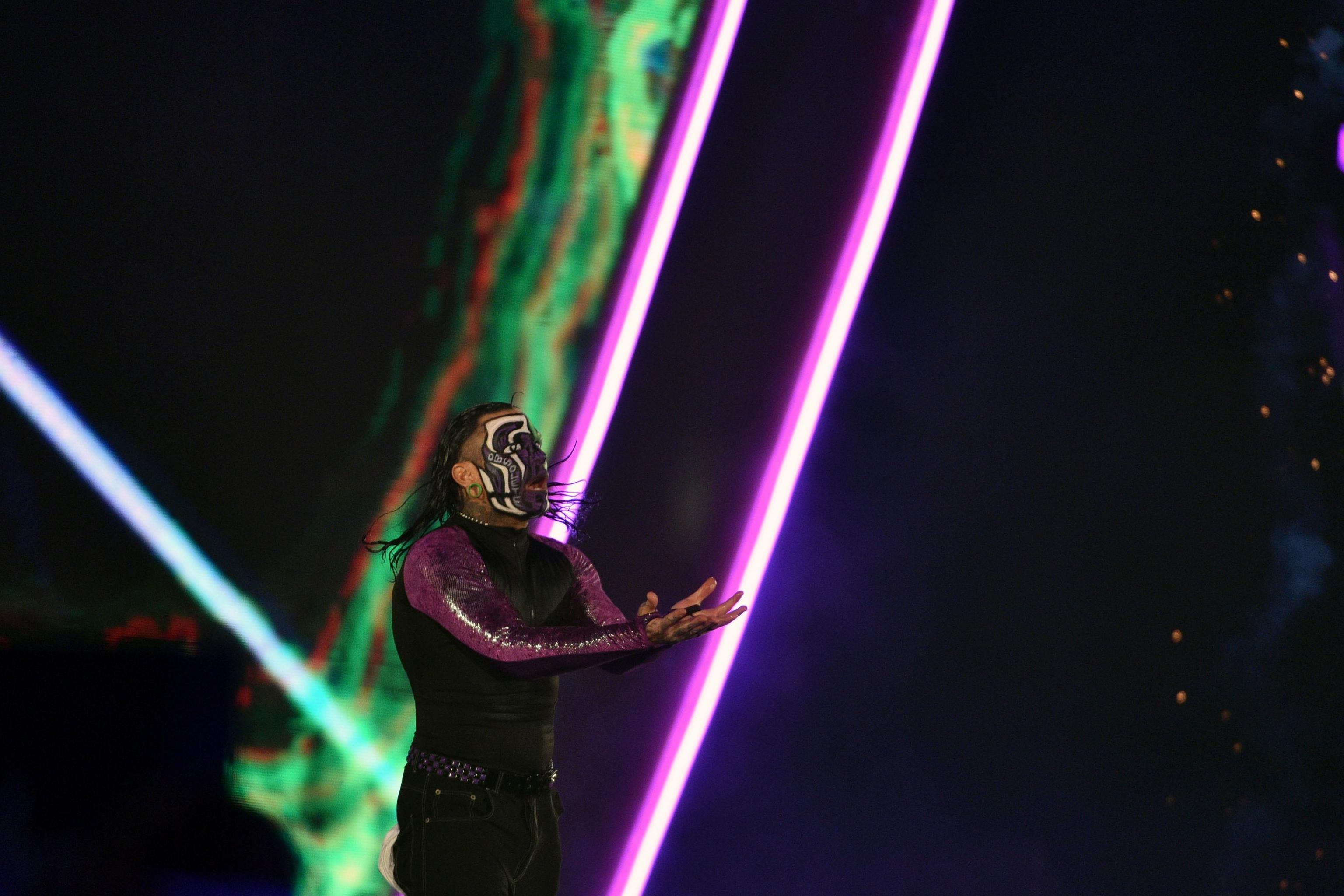 Jeff hardy another me