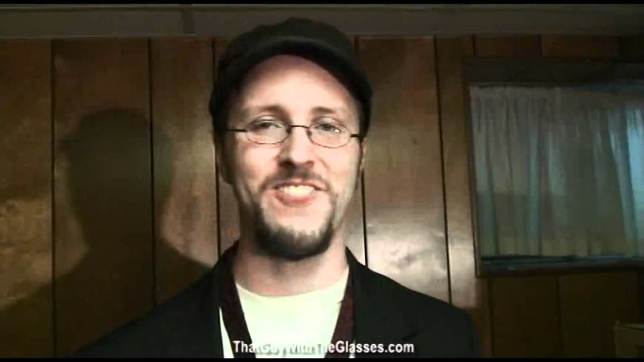 Nostalgia critic is not funny