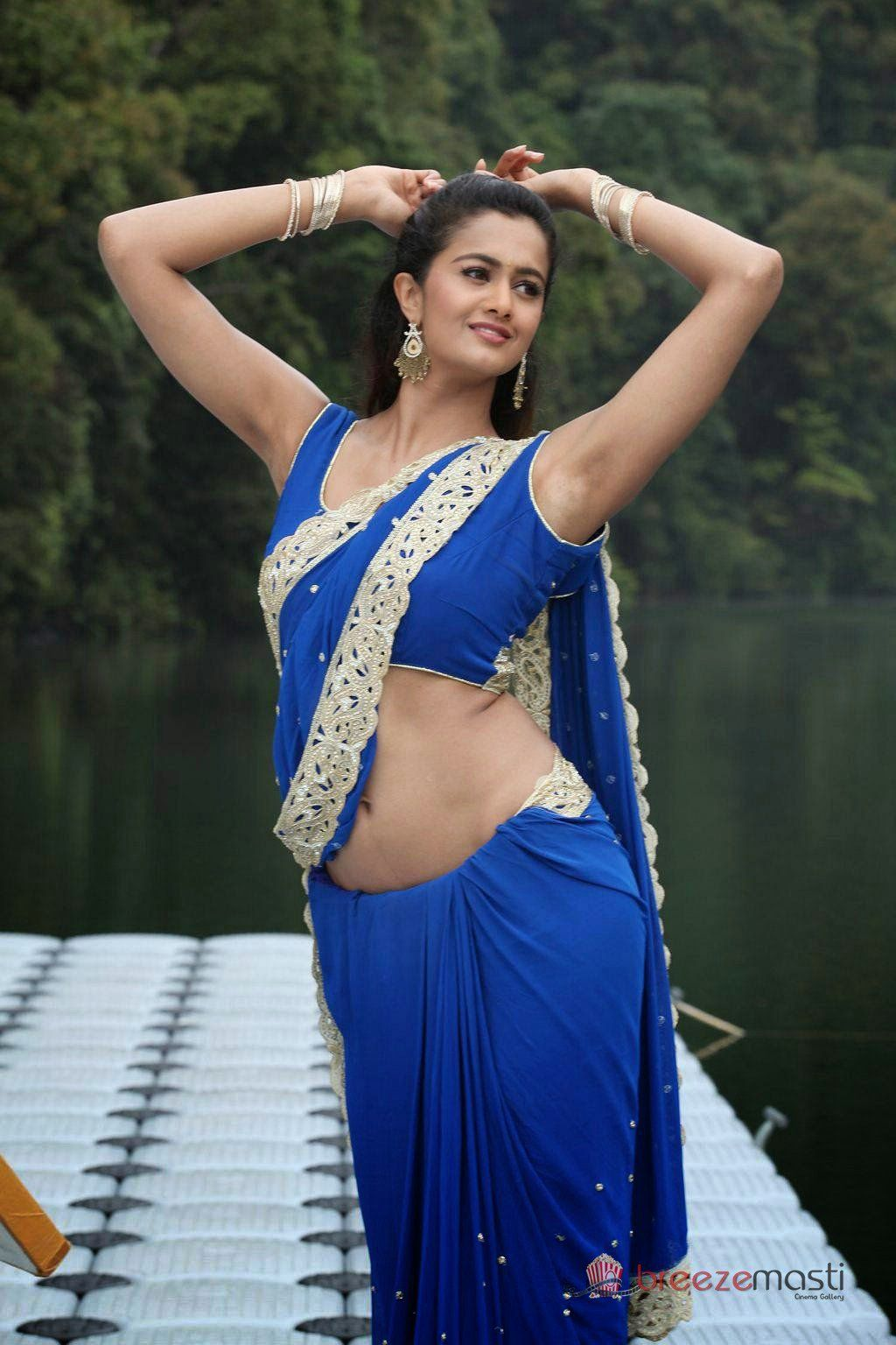 South indian hot navel photo