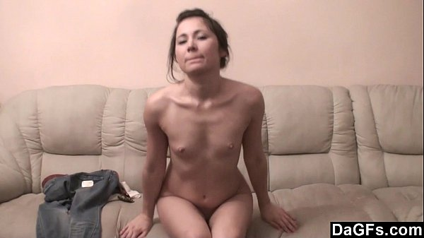Flat chested wife