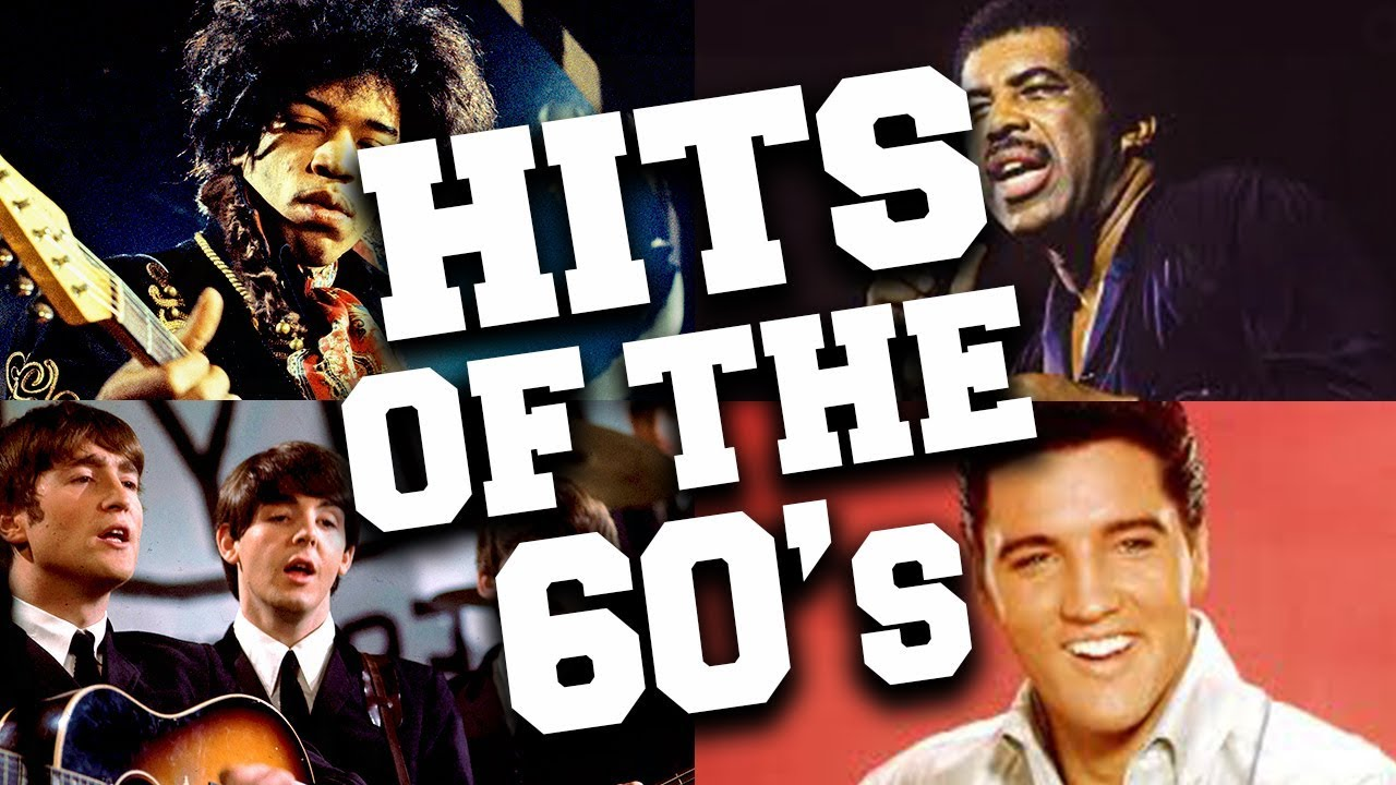 Most popular 60s songs