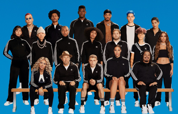 Music in new adidas commercial