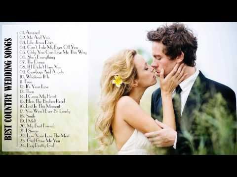 Popular country wedding songs 2015