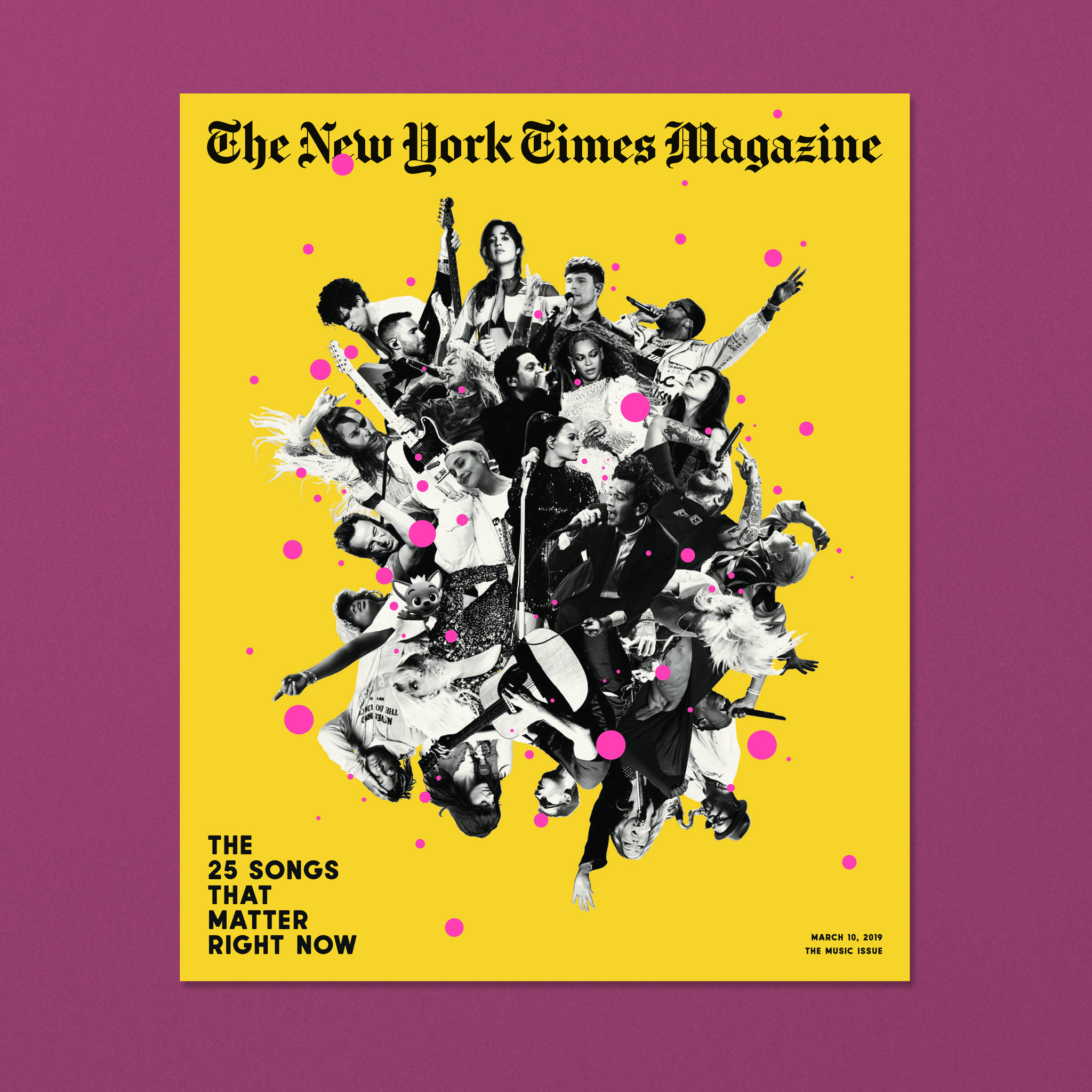 The new york times music